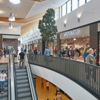 Einkaufszentrum Nel Mezzo
